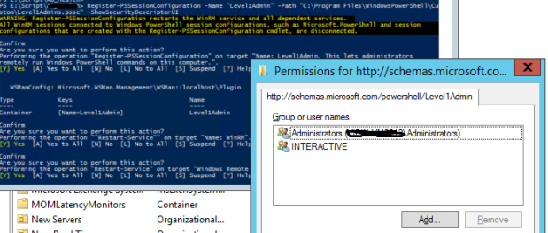 Manage your datacenter over the web using PowerShell web access – My